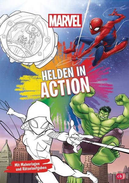 Marvel Helden in Action 01