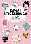 Kawaii Stickerbuch 01