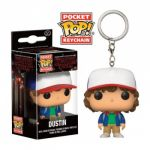 Funko Pocket POP! Keychain - Strange Things Dustin Vinyl Figure 4cm