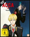 ACCA: 13 Territory Inspection Dept. 01 DVD