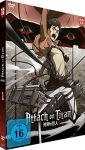 Attack on Titan 01 Limited Edition (DVD)