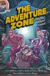Adventure Zone GN Vol 02 Murder on Rockport Limited US