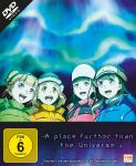 A Place Further than the Universe 01 + Schuber DVD